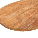 SMG Ovaler Tisch