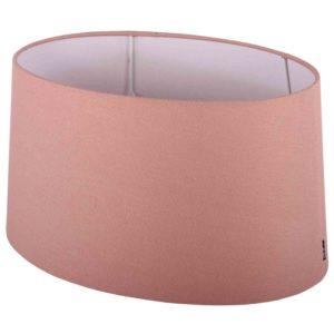 Stehender Lampenschirm ambienta oval rosa