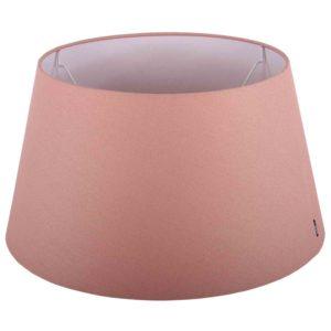 Stehender Lampenschirm ambienta drum rosa